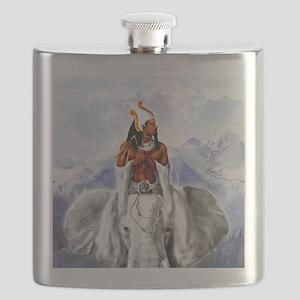 Ausar-Obatala Flask
