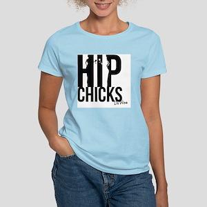 Hip Chicks do Wine Women's Light T-Shirt
