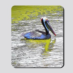 Pelican Coastal Reflections Mousepad