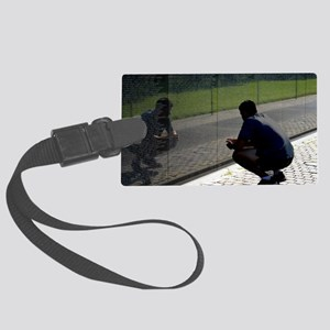 Vietnam Memorial Large Luggage Tag
