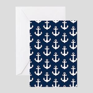 Anchor Me Greeting Card