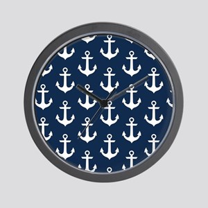 Anchor Me Wall Clock