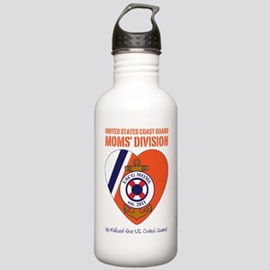 Moms Division / Dark B Stainless Water Bottle 1.0L