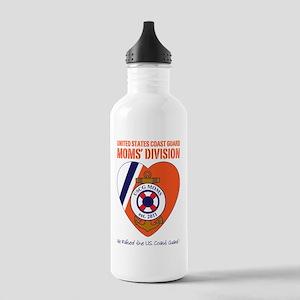 Moms Division / Dark B Stainless Water Bottle 1.0L
