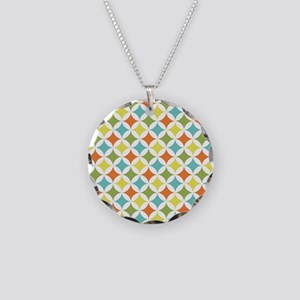 Circle Frenzy Necklace Circle Charm
