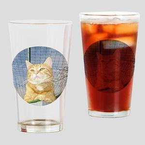Jaki Drinking Glass