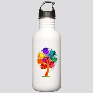 Different, not less! Stainless Water Bottle 1.0L