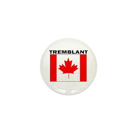 Tremblant, Quebec Mini Button