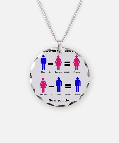 Now You Do Necklace