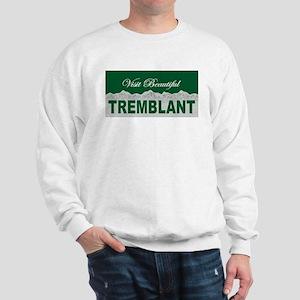Visit Beautiful Tremblant, Qu Sweatshirt