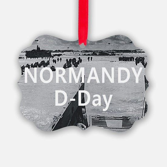 normandy1 Ornament