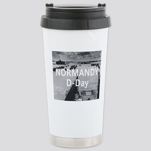 normandy1 Stainless Steel Travel Mug