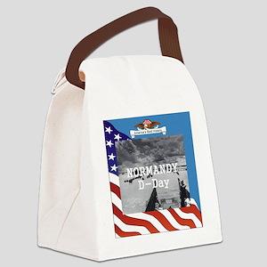 normandysq Canvas Lunch Bag