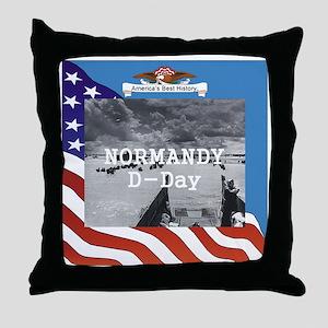 normandysq Throw Pillow