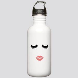 Beautician. Make up ar Stainless Water Bottle 1.0L