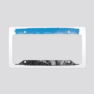 Mt Whitney 14505 License Plate Holder