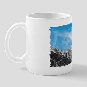 Mt Whitney 14505 Mug
