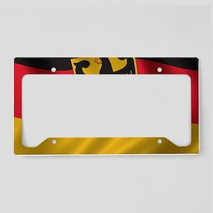 Flag of Germany License Plate Holder