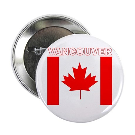 Vancouver, British Columbia Button