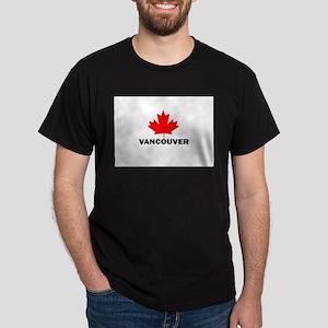 Vancouver, British Columbia Dark T-Shirt