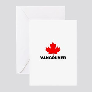 Vancouver, British Columbia Greeting Cards (Packag