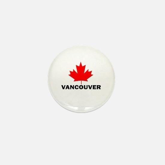 Vancouver, British Columbia Mini Button