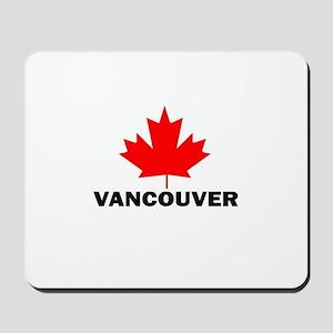 Vancouver, British Columbia Mousepad