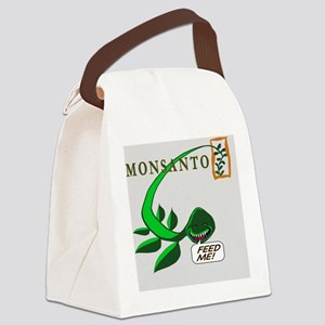 feedmeT Canvas Lunch Bag