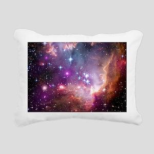 LG framed print Rectangular Canvas Pillow