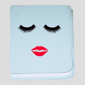 Make up artist. Beautician. *SALE* baby blanket
