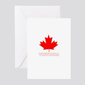 Victoria, British Columbia Greeting Cards (Package