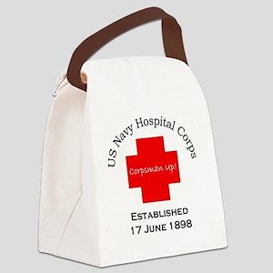 Established 17 June 1898 Canvas Lunch Bag