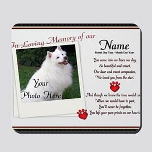 In Loving Memory of Our Mousepad
