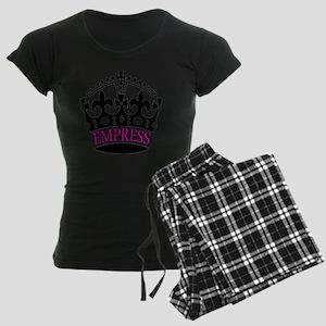 EMPRESS Pink Women's Dark Pajamas