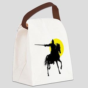 Eastern Knight Canvas Lunch Bag