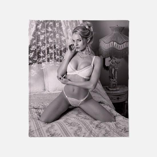 Liz Ashley - 3437 Throw Blanket