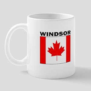 Windsor, Ontario Mug