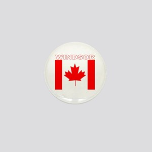 Windsor, Ontario Mini Button