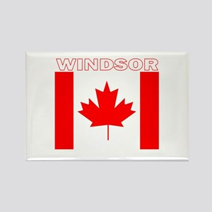 Windsor, Ontario Rectangle Magnet