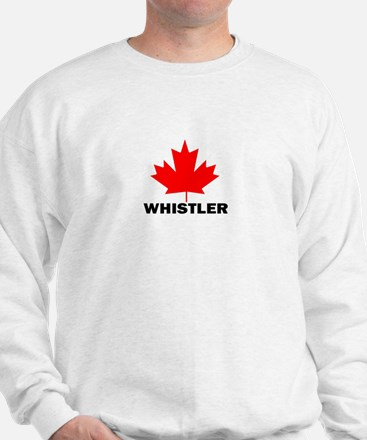 Whistler, British Columbia Sweatshirt