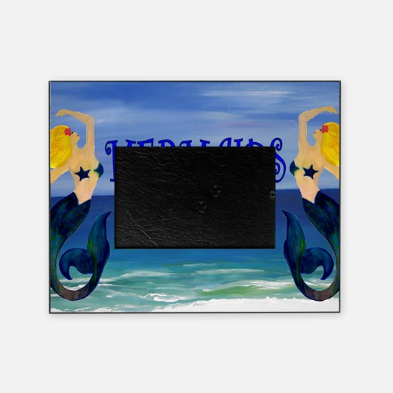 Mermaids Picture Frame