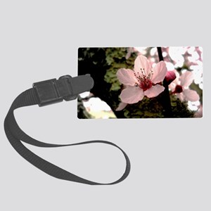 Cherry Blossom, 1 Large Luggage Tag