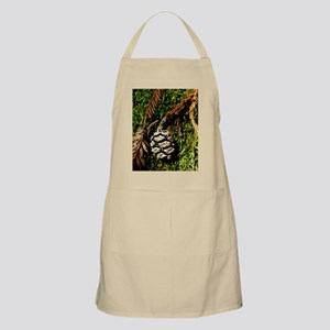Cone in the Moss Apron