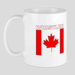 Whistler, British Columbia Mug