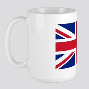 UK British Union Jack Large Mug