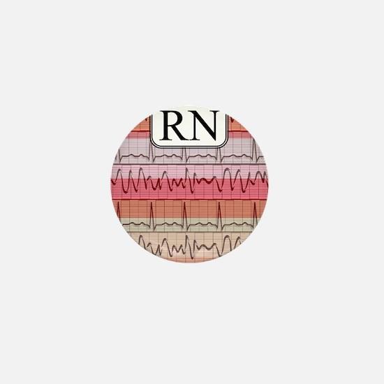 RN case reds Mini Button