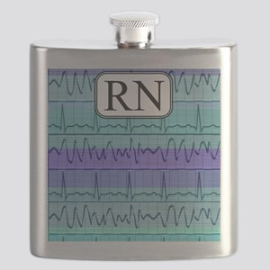 RN case blue Flask