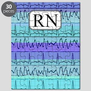 RN case blue Puzzle