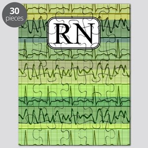 RN case green Puzzle