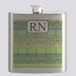 RN case green Flask